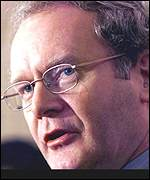 Sinn Fein Education Minister Martin McGuinness