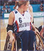 Clare Strange inaction for GB at the Paralympics