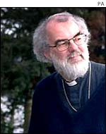 Dr Rowan Williams, Archbishop of Wales