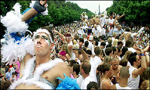 Berlin Love parade