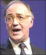 Shadow Chancellor Michael Howard