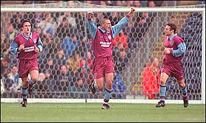 After a brief loan period with Bournemouth, Ferdinand quickly became part of Harry Redknapp's plans at West Ham