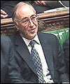 Tory shadow chancellor Michael Howard