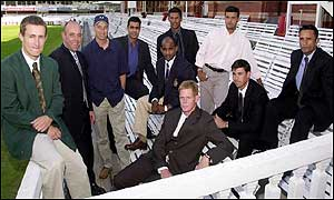 The Test captains gather at Lord's