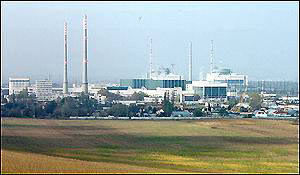 The Kozloduy nuclear power plant