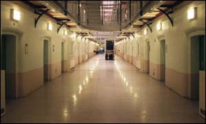 Jail interior, BBC