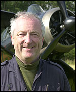 Andy Sephton and the Lysander