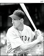 Ted Williams in 1941