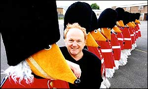 Mike Batt and the Wombles