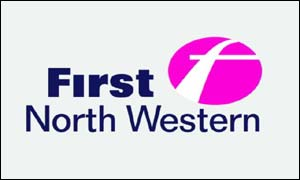 First North Western logo