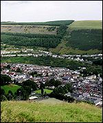 Rhondda Valley