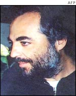 Police photo of Dimitris Koufodinas
