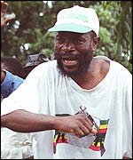 War veteran, Joseph Chinotimba