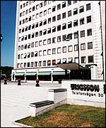 Ericsson headquarters