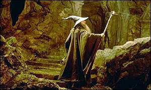 Still from Lord of the Rings