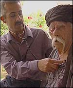 Omar Ali Mohammad was caught in the 1988 Chemical attack on Halabja