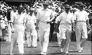 Indian-born Jardine was an England captain