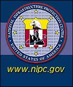 National Infrastructure Protection Center seal, NIPC