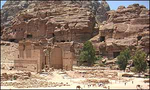 Visitor numbers to Jordan's have slumped since the increase in Middle East tensions