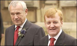 Lord Razzall and Charles Kennedy