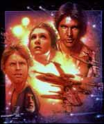 Poster for remastered Star Wars, 20th Century Fox