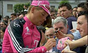 Jan Ullrich won the Tour de France in 1997