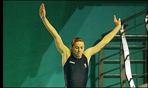Smith lost out to Olympic medalist Irina Lashko who took gold and Canadian Blythe Hartley