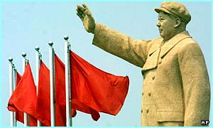 Mao Zedong is still widely praised for establishing Communist China