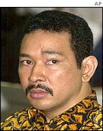 Tommy Suharto in court
