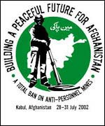 Organisers of this Sunday's conference are hoping Afghan authorities will sign the treaty