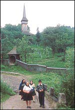 Young Romanians gather in this remote part of Transylvania hoping to find a husband or wife.