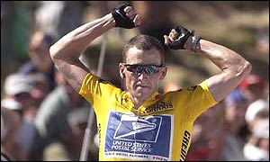 Lance Armstrong has established a daunting reputation on the Tour de France
