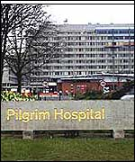 Pilgrim Hospital in Boston