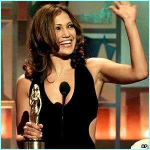 In 1998 she won the best actress award for her performance in Selena at the Alma Awards for Latino films