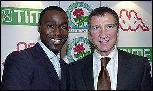 Souness is happy to reunited Cole and Yorke