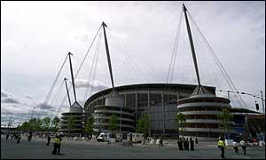 The City of Manchester Stadium