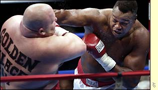 Holmes beat Butterbean on points