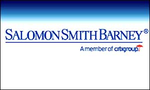 Salomon Smith Barney logo