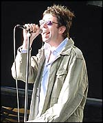 Echo and the Bunnymen at Womad