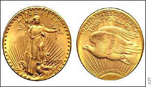 $20 golden eagle