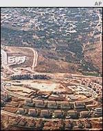 Israeli settlement of Beitar in the West Bank