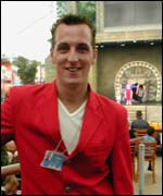 Butlins' chief redcoat Matt Rake has been at the resort for six years