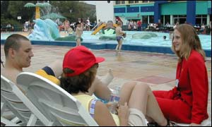 Butlins in Bognor Regis is one of the UK's best known holiday resorts