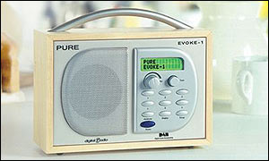 The Pure Digital digital radio