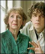 Alan Davies stars in Aunty and Me