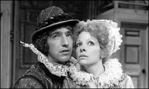 Alan Rickman and Anna Calder-Marshall performed in 1976
