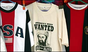 Osama bin Laden: Wanted Dead or Alive T-Shirt