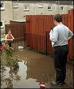 Residents in Shettleston