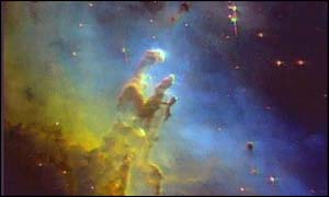 Hubble space telescope picture (Nasa)