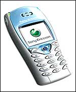 SonyEricsson's camera phone
